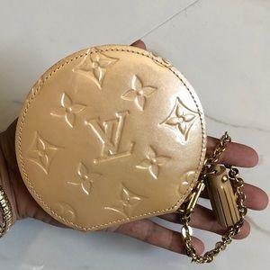 Louis Vuitton Vernis Chapeau Coin Purse